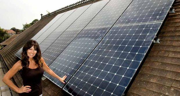 Solar PV Sales Representative
